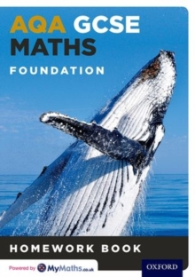 AQA GCSE Maths Foundation Homework Book (15 Pack), Undefined