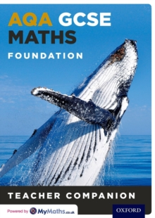 AQA GCSE Maths Foundation Teacher Companion, Undefined Book