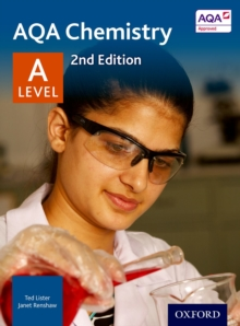 AQA Chemistry A Level Student Book, Paperback