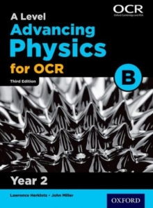 A Level Advancing Physics for OCR Year 2 Student Book, Paperback Book