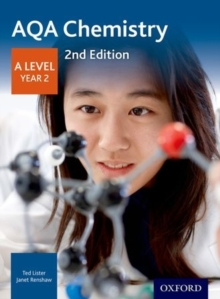 AQA A Level Chemistry Year 2 Student Book, Paperback