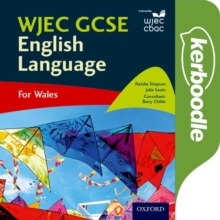 WJEC GCSE English Language : For Wales, Paperback