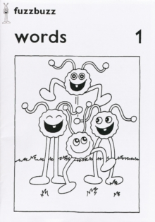 Fuzzbuzz: Level 1: Words 1 : A Remedial Reading Scheme, Paperback