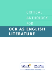 OCR GCE Critical Anthology, Paperback
