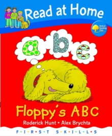 Read at Home: First Skills: Floppy's ABC, Hardback Book