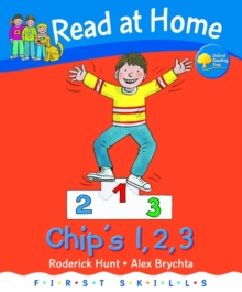 Read at Home: First Skills: Chip's 1,2,3, Hardback