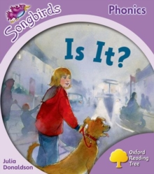 Oxford Reading Tree: Level 1+: More Songbirds Phonics: is it?, Paperback Book
