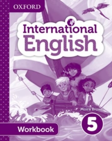 Oxford International Primary English Student Workbook 5, Paperback
