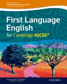 Complete First Language English for Cambridge IGCSE, Mixed media product