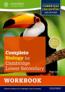 Complete Biology for Cambridge Secondary 1 Work Book : For Cambridge Checkpoint and Beyond, Paperback Book