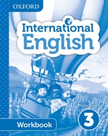 Oxford International Primary English Student Workbook 3, Paperback