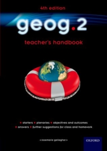 Geog.2 Teacher's Handbook, Paperback Book