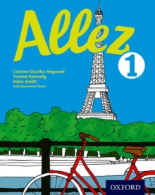 Allez Student Book 1, Paperback Book