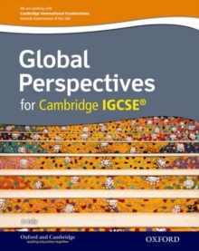 Global Perspectives for Cambridge IGCSE, Paperback Book