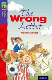 Oxford Reading Tree TreeTops Fiction: Level 11 More Pack A: The Wrong Letter, Paperback