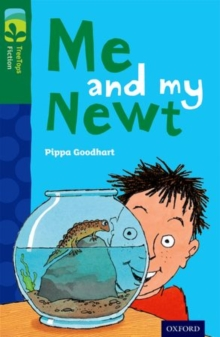 Oxford Reading Tree Treetops Fiction: Level 12 More Pack B: Me and My Newt, Paperback Book