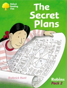 Oxford Reading Tree: Robins: Pack 2: the Secret Plans, Paperback