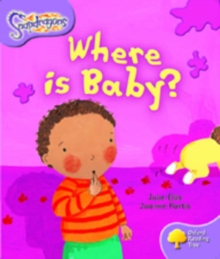 Oxford Reading Tree: Level 1+: Snapdragons: Where is Baby?, Paperback