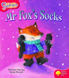 Oxford Reading Tree: Level 4: Snapdragons: Mr Fox's Socks, Paperback Book