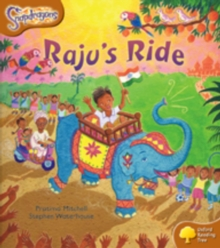 Oxford Reading Tree: Level 8: Snapdragons: Raju's Ride, Paperback