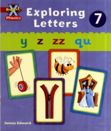 Project X: Phonics: Red Exploring Letters 7, Paperback Book
