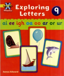 Project X: Phonics: Yellow Exploring Letters 9, Paperback Book