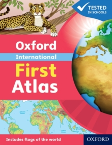Oxford International First Atlas, Paperback