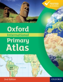 Oxford International Primary Atlas, Paperback