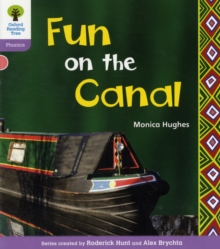 Oxford Reading Tree: Level 1+: Floppy's Phonics Non-Fiction: Fun on the Canal, Paperback Book