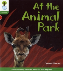 Oxford Reading Tree: Level 2: Floppy's Phonics Non-Fiction: At the Animal Park, Paperback