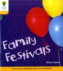 Oxford Reading Tree: Level 5A: Floppy's Phonics Non-Fiction: Family Festivals, Paperback Book