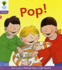 Oxford Reading Tree: Level 1+: Floppy's Phonics Fiction: Pop!, Paperback