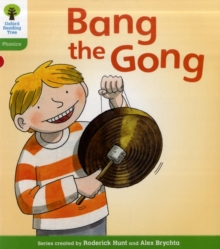 Oxford Reading Tree: Level 2: Floppy's Phonics Fiction: Bang the Gong, Paperback
