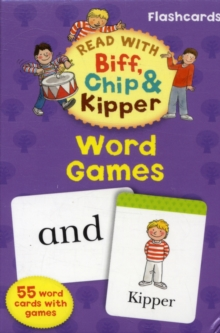 Oxford Reading Tree Read with Biff, Chip, and Kipper: Word Games Flashcards, Cards