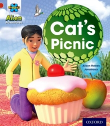 Project x: Alien Adventures: Red: Cat's Picnic, Paperback