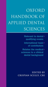 Oxford Handbook of Applied Dental Sciences, Part-work (fasciculo)