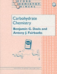 Carbohydrate Chemistry, Paperback