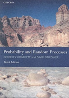 Probability and Random Processes, Paperback