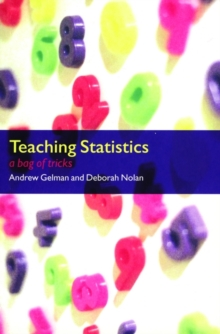 Teaching Statistics : A Bag of Tricks, Paperback