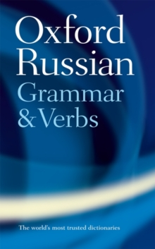 The Oxford Russian Grammar and Verbs, Paperback
