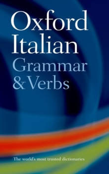 Oxford Italian Grammar and Verbs, Paperback