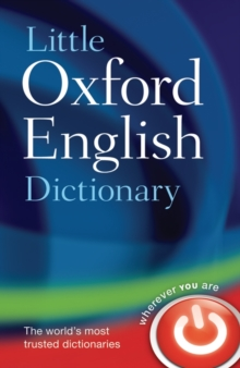 Little Oxford English Dictionary, Hardback