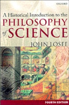A Historical Introduction to the Philosophy of Science, Paperback