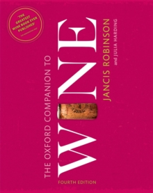 The Oxford Companion to Wine, Hardback Book
