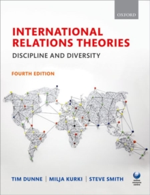 International Relations Theories : Discipline and Diversity, Paperback Book