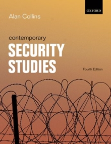Contemporary Security Studies, Paperback Book