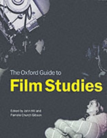 The Oxford Guide to Film Studies, Paperback Book