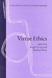 Virtue Ethics, Paperback