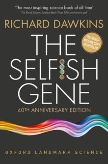 The Selfish Gene, Paperback Book
