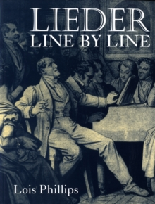 Lieder Line by Line : And Word for Word, Paperback
